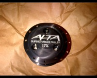Alta SC Pulley